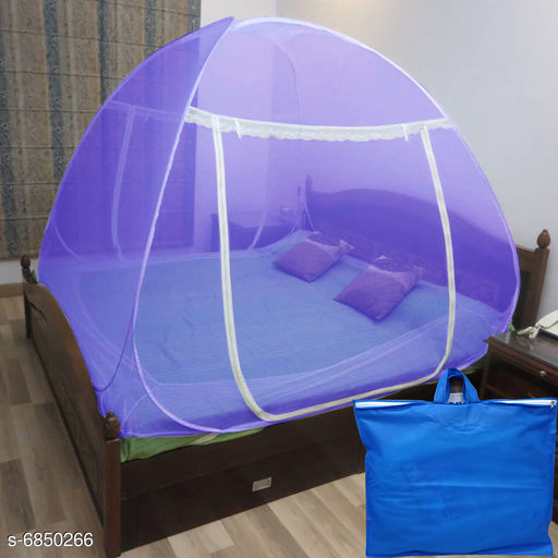 Double Bed Polyester Mosquito Nets