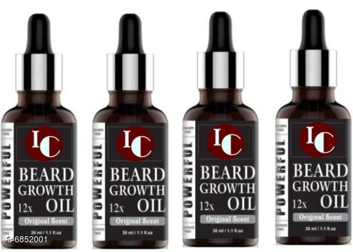 Herbal Products Mensport Vitamin C Facial Serum- To Hydrate Skin & Brighten Complexion   *Product Name* Beard OIl  *Brand Name* IC  *Type* Oil  *Multipack* 4  *Capacity* 30 ml (Each)  *Sizes Available* Free Size *    Catalog Name:  Advanced Intensive Beard Oil CatalogID_1093692 C50-SC1297 Code: 944-6852001-
