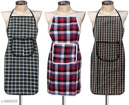 LooMantha Cotton Aprons Pack of 2
