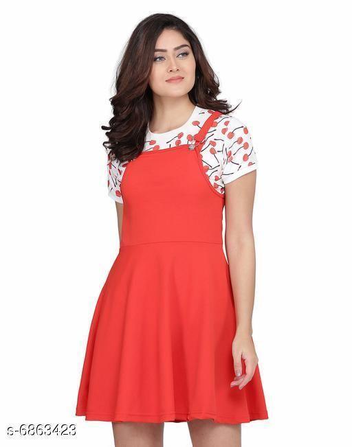 Classic Modern Pinafore Dresses