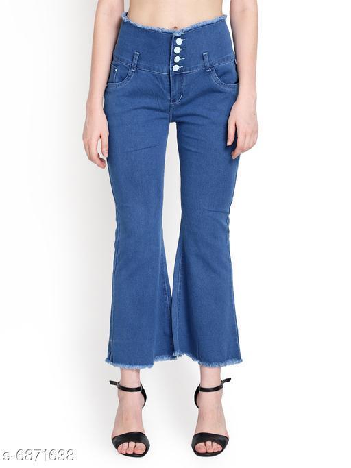 Fancy Fabulous Women Denim Jeans