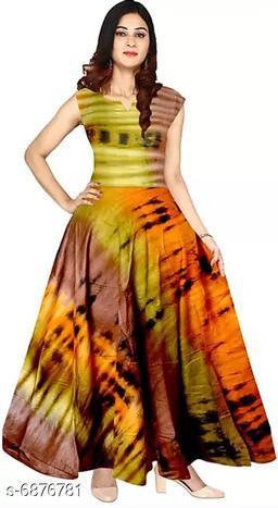 Classy Women's Gown