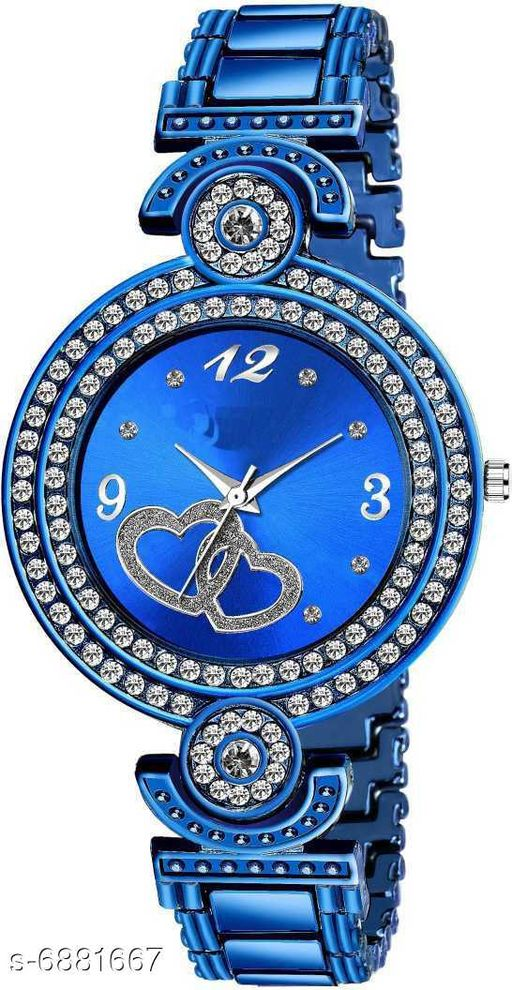 Attractive Women's Stainless Steel Watches