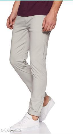 Regular Fit Men's Trousers