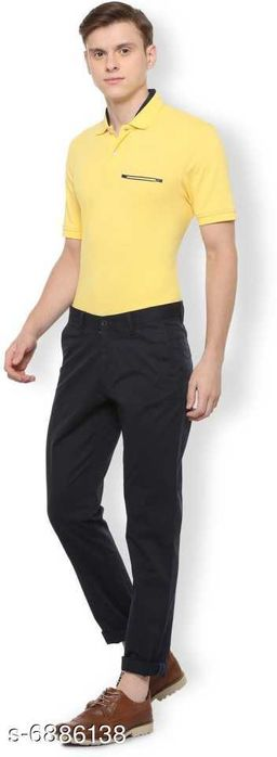 FASHLOOK NEW A NAVY PANT FOR MEN