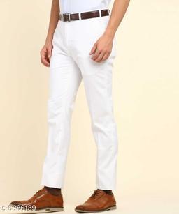 FASHLOOK A WHITE PANT FOR MEN