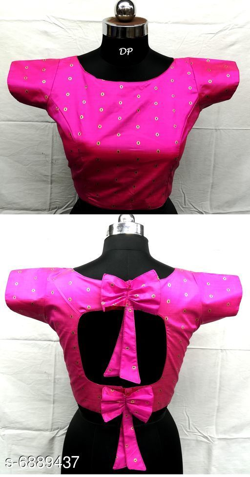 Attractive Silk Women's Blouses