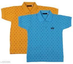 Attractive Cotton Boys T-Shirts