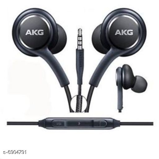 Wired Headphones & Earphones Basic Wired Earphones  *Material* Plastic  *Product Type* Earphone  *Jack* 3.5 mm  *Compatibility* All Mobile Devices  *Type* Wired  *Multipack* 1  *Mic* Yes  *Sizes Available* Free Size *    Catalog Name:  Basic Wired Earphones CatalogID_1102317 C97-SC1375 Code: 032-6904791-