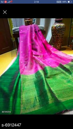 Classy Women's Saree