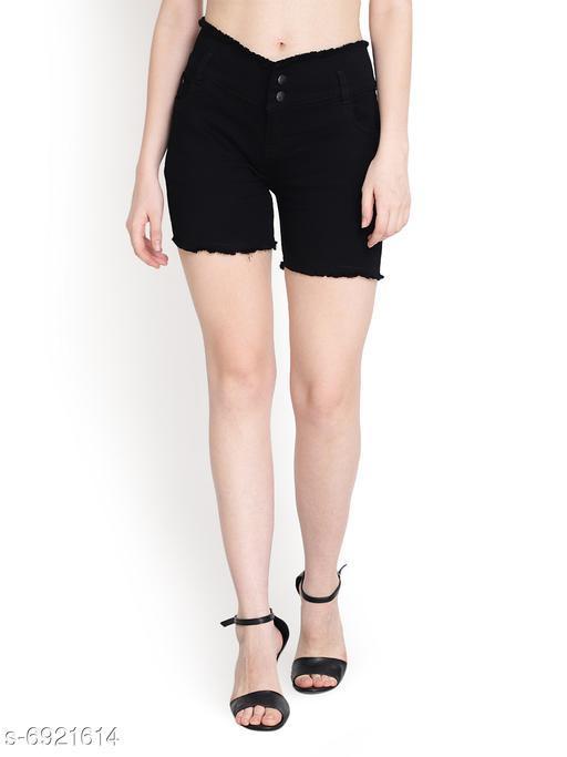 Stylish Feminine Women Shorts