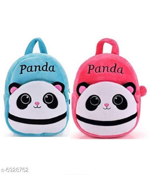 Combo Velvet Kids School Bag & Backpack