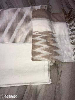 Elegant Khadi + Cotton Suit