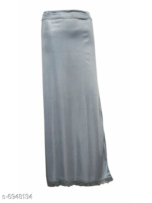GreyLycraPetticoat