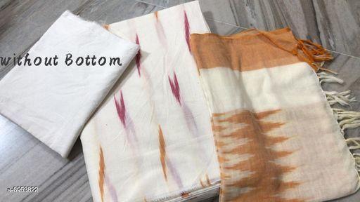 Trendy Cotton IkkatWomen's Kurti Fabric