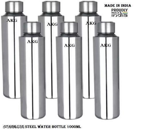 AKG Stainless Steel Fridge Water Bottle