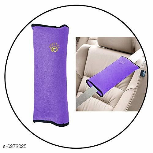 Others Safe-O-Kid -Pack of 1- Travel Safety- Car Safety Strap Seat Belts Pillow Shoulder Protection/ Belt Pads Cover Cushion for Kids  *Product Name* Safe-O-Kid -Pack of 1- Travel Safety- Car Safety Strap Seat Belts Pillow Shoulder Protection/ Belt Pads Cover Cushion for Kids  *Material * Cotton  *Color * Purple  *Multipack* Pack Of 2  *Sizes * Free Size  *Description * It Has 2 Piece of Belt Pads Cover Cushion for Kids  *Sizes Available* Free Size *    Catalog Name: Safe-O-Kid -Pack of 1- Travel Safety- Car Safety Strap Seat Belts Pillow Shoulder Protection/ Belt Pads Cover Cushion for Kids CatalogID_1109612 C63-SC1325 Code: 783-6972325-