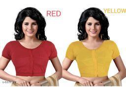 Trendy Cotton Women's Blouse