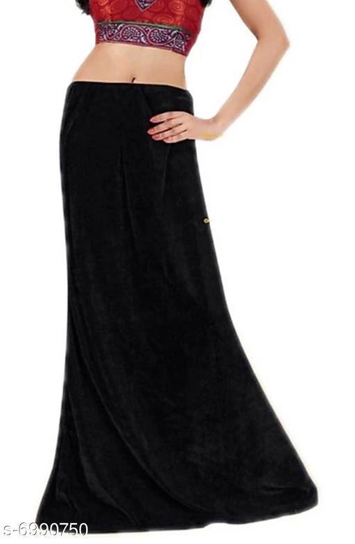 Trendy Cotton Women's Petticoats
