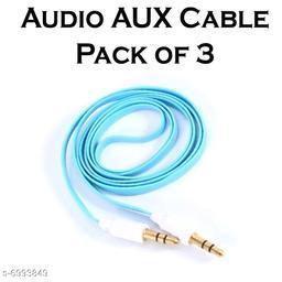 Xclusive Plus Aux Cable