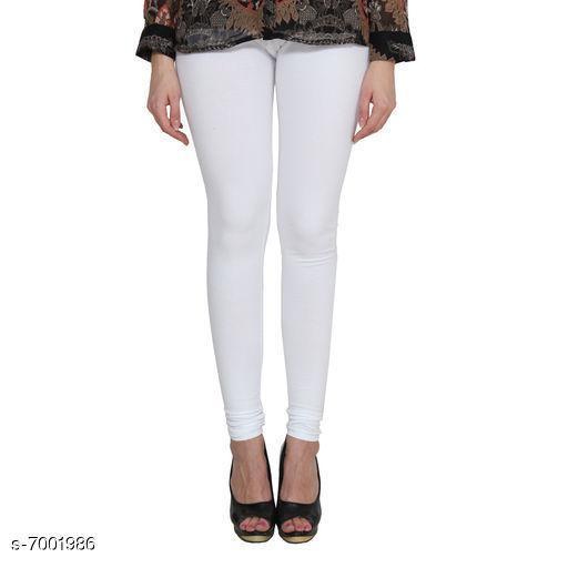 Trendy Women's Cotton Lycra Leggings