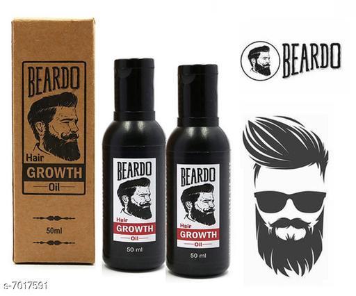 Beardo Hair Growth Hair Oil  (50 ml) Pack Of 2