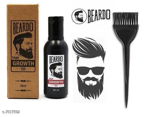 Ugaalo Hydrating Growth Beard Oil For Men (50 ml),Hair Brush