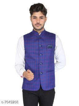 Stylish Men's Ethnic Jacket