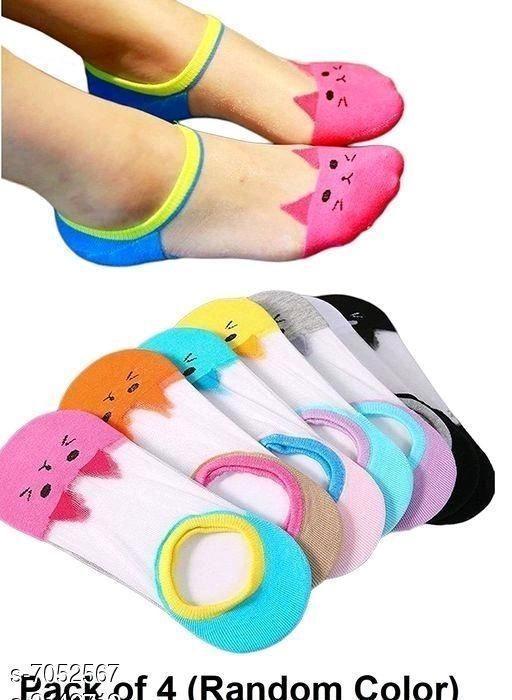 Fashionable Trendy Women Socks