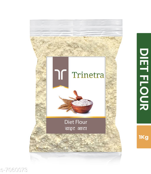 Atta Best Quality Diet Flour / Diet Atta 1Kg  *Product Name* Best Quality Diet Flour / Diet Atta 1Kg  *Brand Name* Trinetra  *Capacity* 1Kg  *Multipack* Pack Of 1  *Sizes Available* Free Size *    Catalog Name: Best Quality Diet Flour / Diet Atta 1Kg CatalogID_1126509 C89-SC1772 Code: 562-7060073-