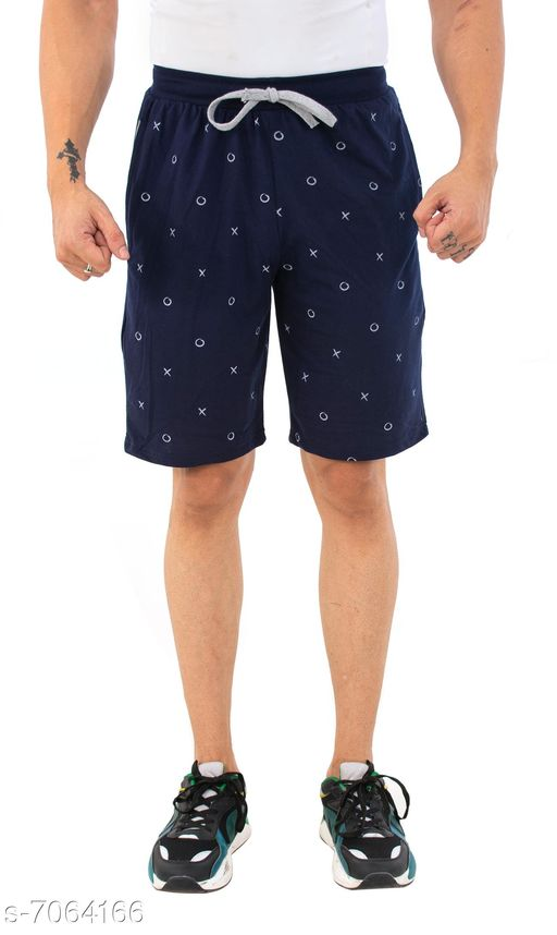 Comfy Fit SKYBEN Shorts In Poly Cotton Blend.