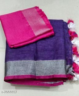 Cotton sulb saree
