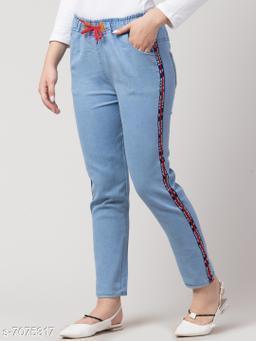 Stylish Women's Denim Jeans