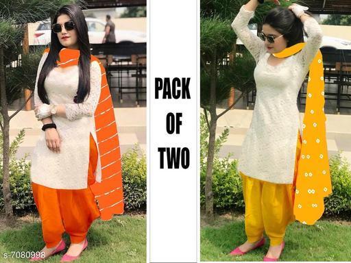 Attractive Cotton Women's Suits