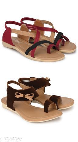 Modern Graceful Women Heels & Sandals