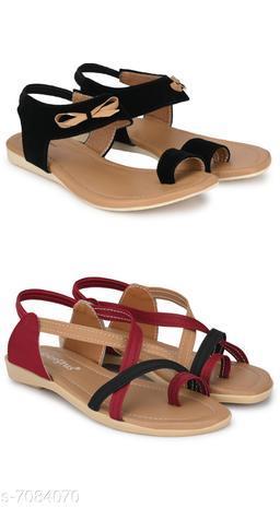 Stylish Women's Synthetic Multicolor Heels