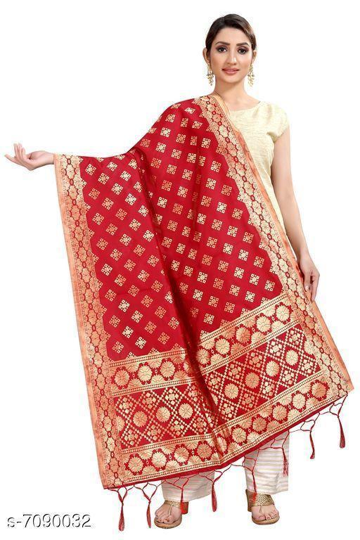 Stylish Banarasi Silk Dupatta
