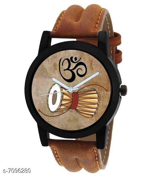 Damru man's watch