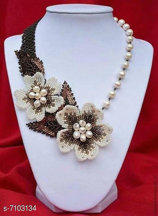floral jewellery set