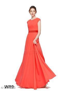 Trendy Geogerete Women's Gown