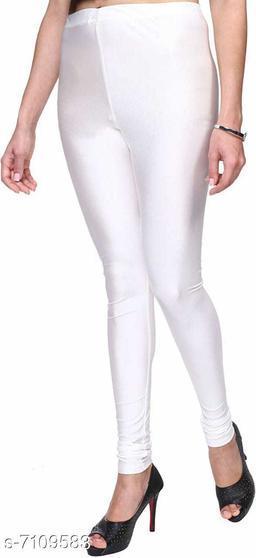 Beautiful Shiny Skiny Satin Legging