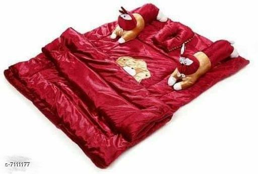 new born baby bedsheet set
