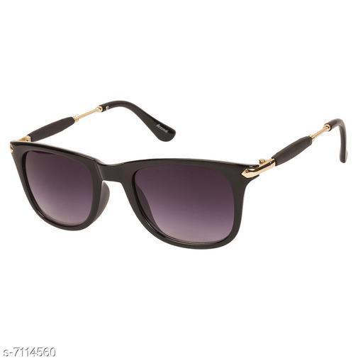 Trendy polycarbonate sunglasses