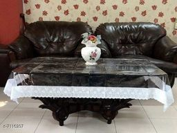 Modern printed table cover