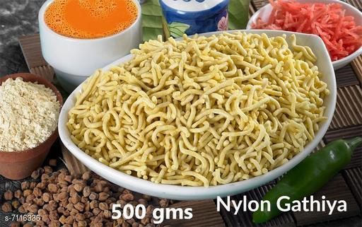 Dals & Pulses Nylon Gathiys 500gms Nylon Gathiys 500gms  *Sizes Available* Free Size *    Catalog Name: Check out this trending catalog CatalogID_1135975 C89-SC1770 Code: 835-7116336-