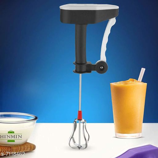 Pressers, mashers & whisks Trendy plastic  hand blender Trendy plastic  hand blender  *Sizes Available* Free Size *    Catalog Name: Check out this trending catalog CatalogID_1136308 C135-SC1659 Code: 302-7118462-