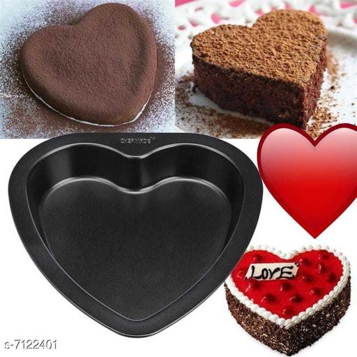 Ice Cube Trays CAKE MOULD  *Material* Carbon Steel  *Sizes*  Free Size  *Sizes Available* Free Size *   Catalog Rating: ★4 (70)  Catalog Name: Graceful Cake Tins CatalogID_1136969 C135-SC1653 Code: 673-7122401-