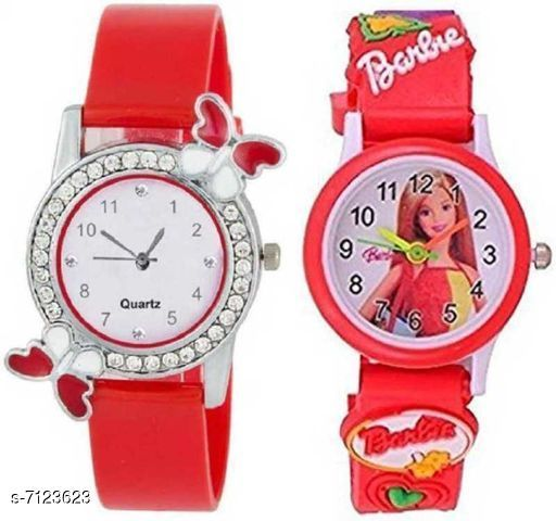 Kids Combo Unisex Watches