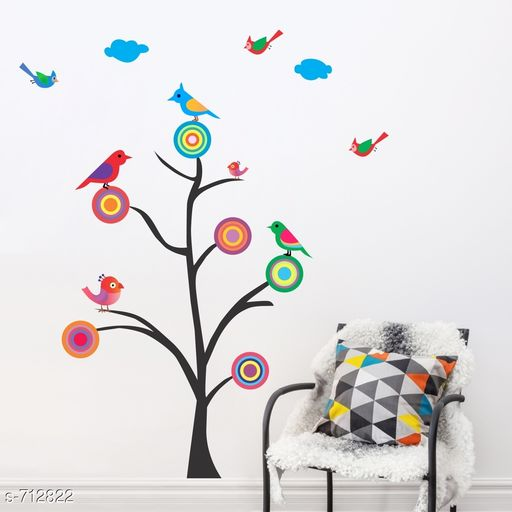 Colorful PVC Wall Sticker