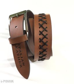 New Trendy Men's Belt